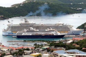 Comparing Cruise Ships