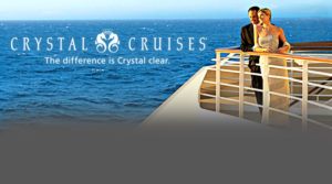 Experience A Crystal Cruise Adventure