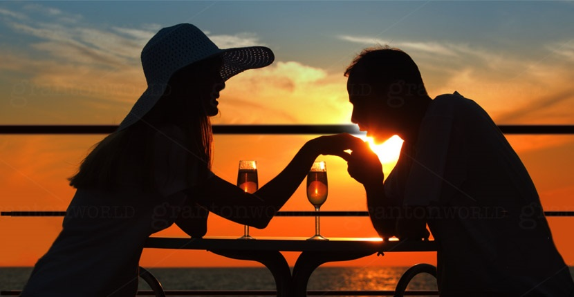 Cruise ships a romantic getaway for couples travel by for Romantic getaway ideas for couples